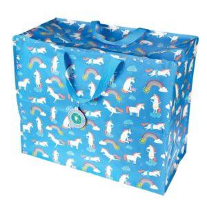Magical Unicorn Jumbo Storage Bag
