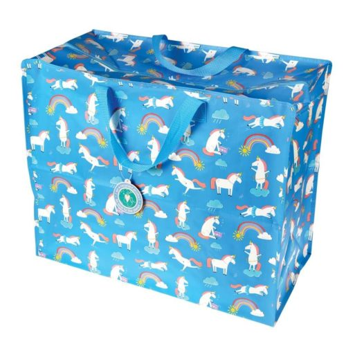 Magical Unicorn Jumbo Storage Bag