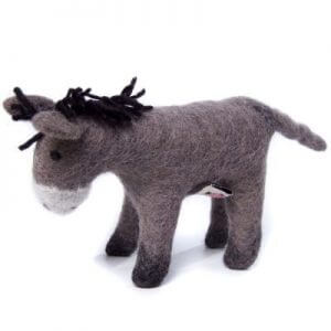 Amica Soft Toy Donkey