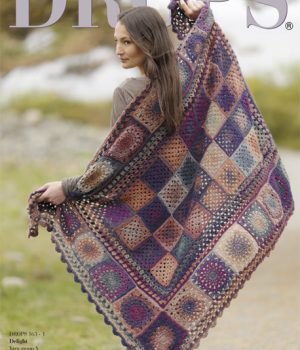 Drops 163 Knitting & Crochet Pattern Catalogue - Was £1 - limited time special offer!