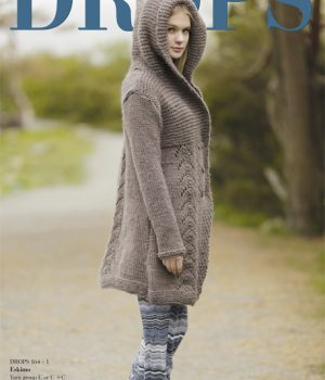 Drops 164 Knitting & Crochet Pattern Catalogue - Was £1 - limited time special offer!