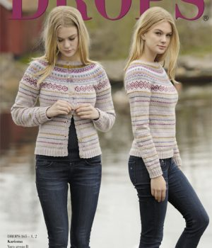 Drops 165 Knitting & Crochet Pattern Catalogue - Was £1 - limited time special offer!
