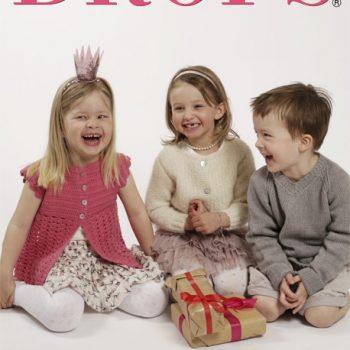 Drops Children 26 Knitting & Crochet Pattern Catalogue