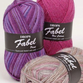 Drops Fabel - Sock Yarn