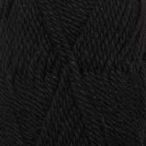 Drops Alpaca Black 8903