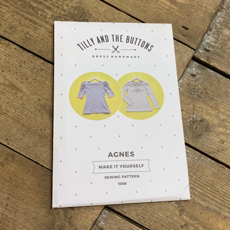 Tilly and the Buttons Anges Sewing Pattern