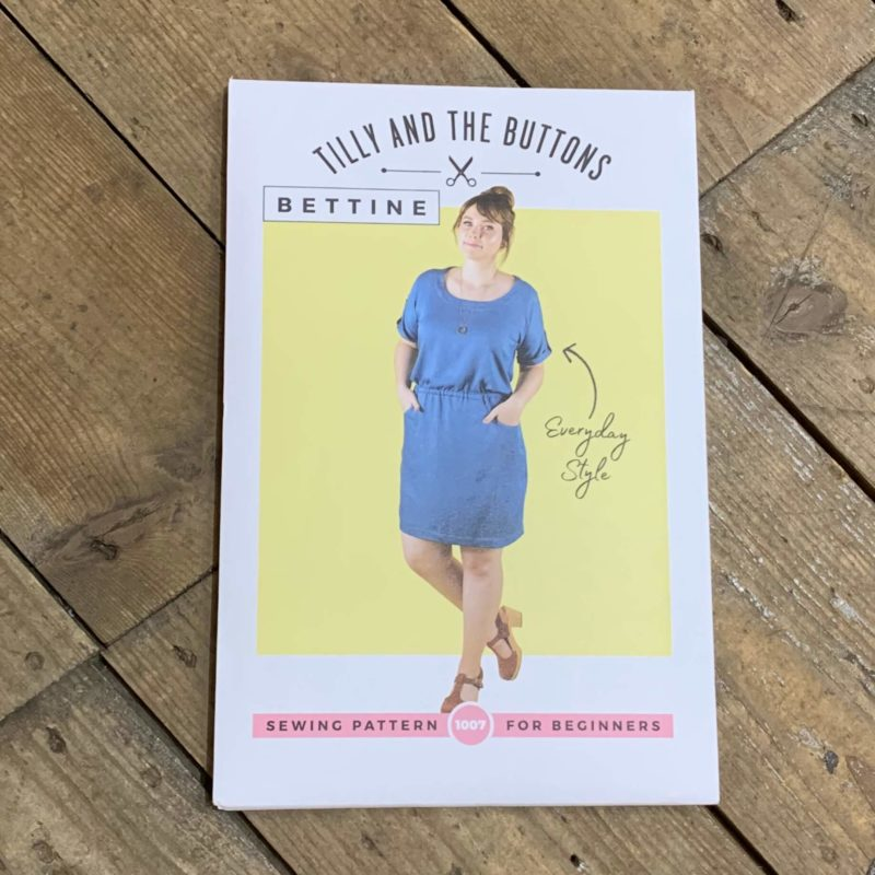Tilly and the Buttons Bettine Sewing Pattern