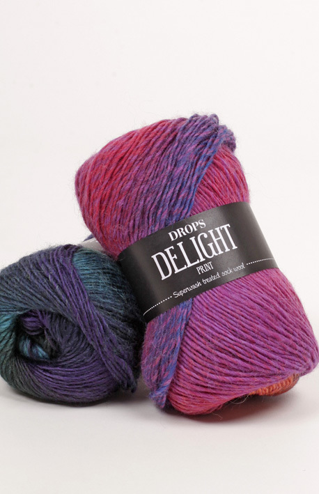 Drops Delight - Sock Yarn