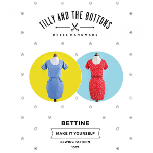 Tilly & The Buttons Bettine Sewing Pattern