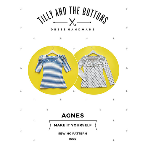 Tilly & The Buttons Anges Sewing Pattern