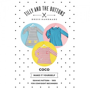 Tilly & The Buttons Coco Sewing Pattern