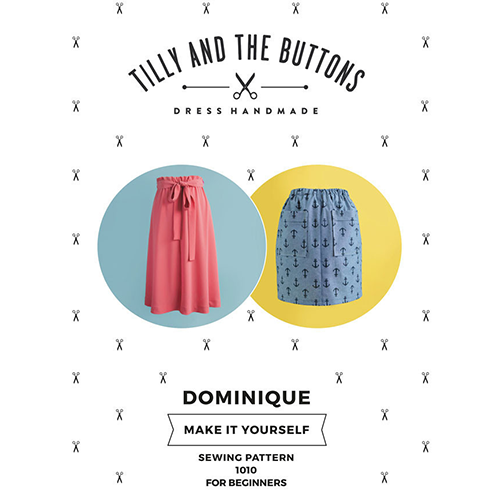 Tilly & The Buttons Dominique Sewing Pattern