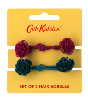 Cath Kidston Resin Rose Hair Bobbles