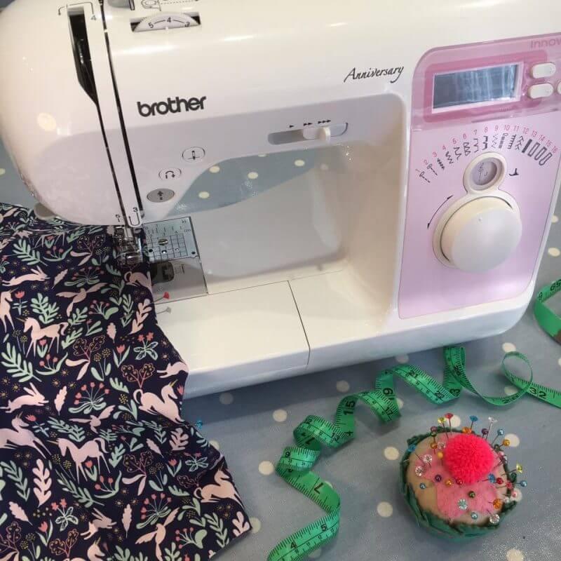 Sewing Workshops Bibelot Leek