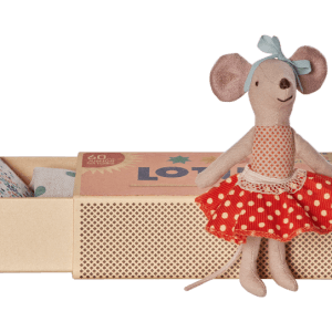 Maileg Mouse Big Sister In A Box