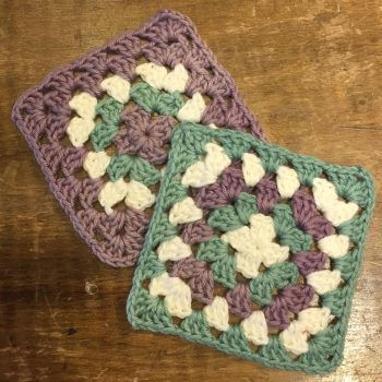 Learn to Crochet Workshop Saturday 22nd April Bibelot Leek