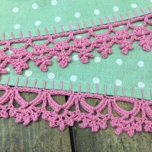 Next Steps Crochet Edging Workshop - Saturday 20th July: 10am - 4pm