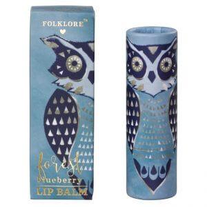 Folklore Lip Balm Blueberry