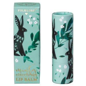 Folklore Lip Balm Elderflower & Mint