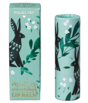 Folklore Lip Balm Elderflower & Mint