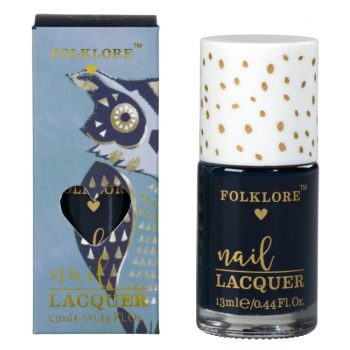 Folklore Nail Lacquer - Blueberry