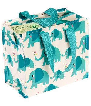 Recycled Charlotte Bag Elephant
