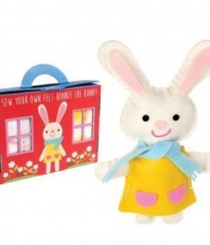 Sew Your Own Bonnie The Rabbit Felt Kit