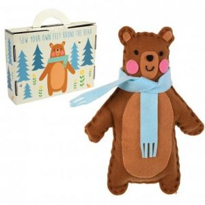 Sew Your Own Bruno The Bear