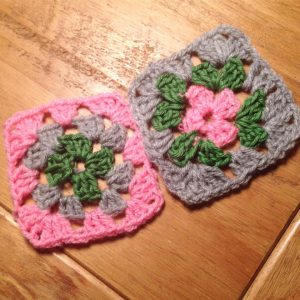 granny square learn to crochet bibelot