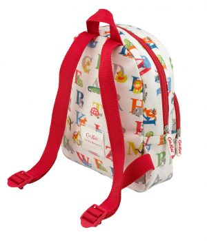 Cath Kidston Animal Alphabet Kids Mini Rucksack