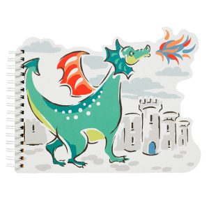 Cath Kidston Dragons Novelty Note Pad
