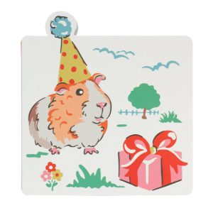 Cath Kidston Pets Party Shaped Sticky Notes