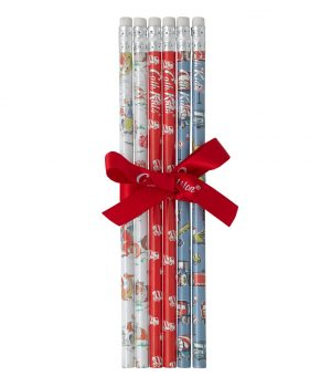 Cath Kidston Construction Site 6 Pack of Pencils