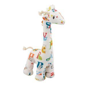 Cath Kidston Animal Alphabet Baby Giraffe Toy
