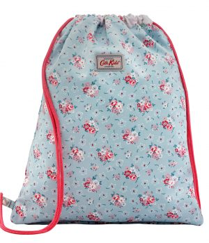 Cath Kidston Holland Park Flower Kids Drawstring Reversible Bag