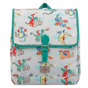 Cath Kidston Dragons Kids Boxy Backpack