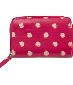Cath Kidston Mini Smudge Spot Pocket Purse