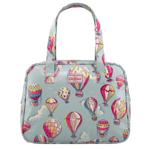 Cath Kidston Hot Air Balloons Large Boxy Bag