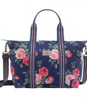 Cath Kidston Antique Rose Foldaway Overnight Bag