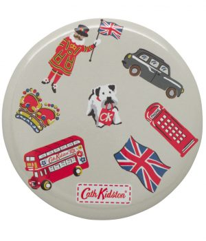 Cath Kidston London Stamps Pocket Mirror