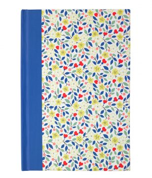 Cath Kidston Littlemore Flowers Hard Cover Notebook