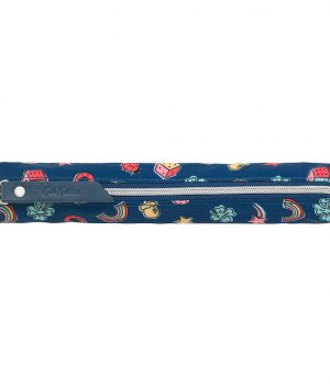 Cath Kidston Good Luck Charms Skinny Pencil Case