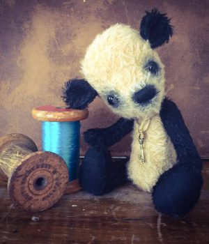mohair panda workshop at bibelot leek