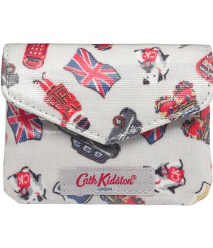 Cath Kidston London Stamps Everyday Purse