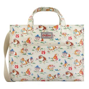 Cath Kidston Pets Party Open Carryall With Strap