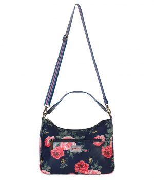 Cath Kidston Antique Rose Curve Shoulder Bag