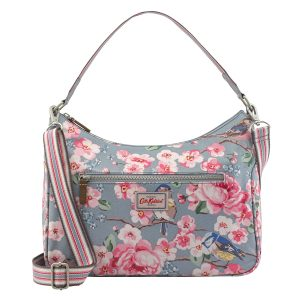 Cath Kidston Meadowfield Birds Curve Shoulder Bag