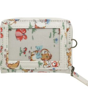 Cath Kidston Zipped Travel Purse Pets Party