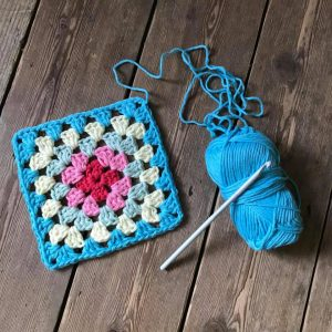learn to crochet workshop bibelot leek