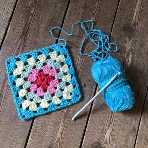 learn to crochet workshop bibelot leek